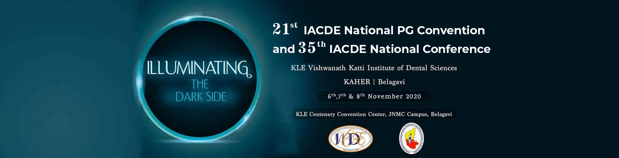 21st IACDE National PG Convention